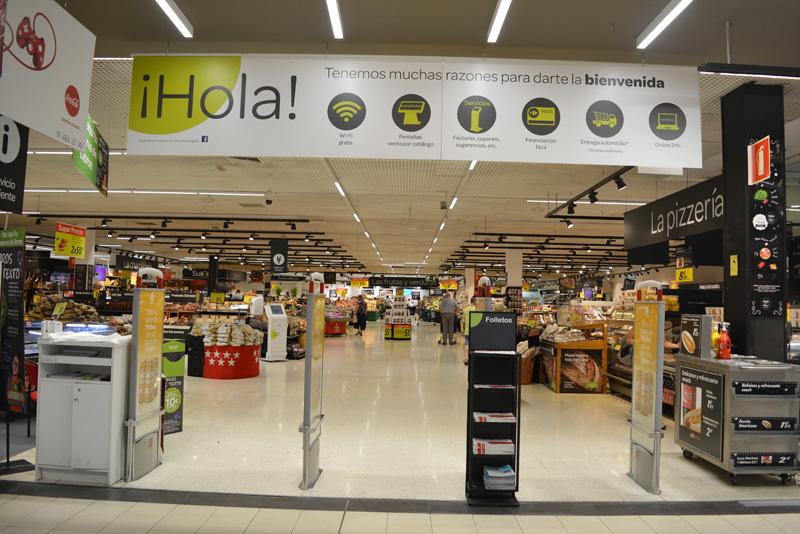 Hipermercado Carrefour - Centro Comercial Los Ángeles d8a39efca6fc4
