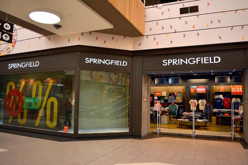 Springfield - Centro Comercial Los Ángeles d298dfae259df