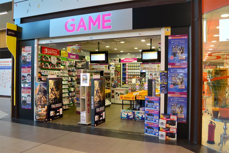 Game - Centro Comercial Los Ángeles fad3f0ab40974