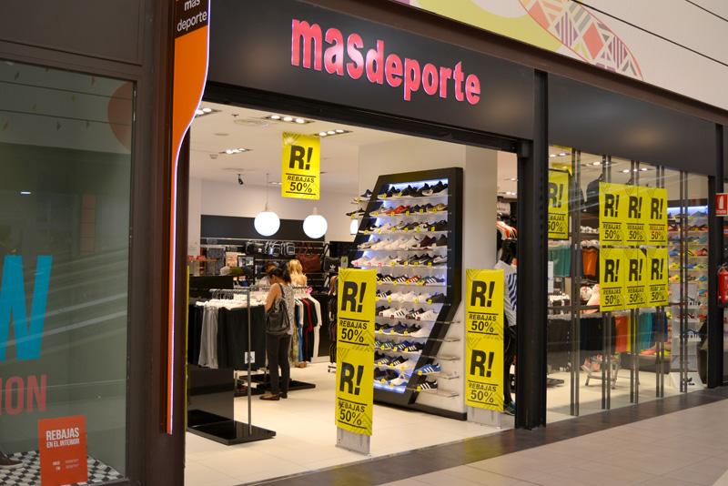 Más Deporte - Centro Comercial Los Ángeles f331e5982cd55