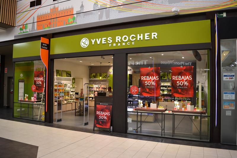 Cabina Estetica Yves Rocher : Yves rocher centro comercial los Ángeles